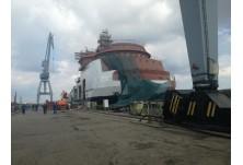 DAMEN Shipyards - Galati, Romania